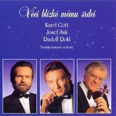 Věci Blízké Mému Srdci mp3 Album by Karel Gott, Josef Suk, Rudolf Rokl
