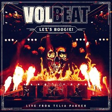 Let's Boogie!: Live from Telia Parken by Volbeat