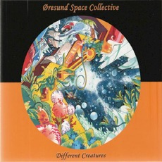 Different Creatures mp3 Album by Øresund Space Collective