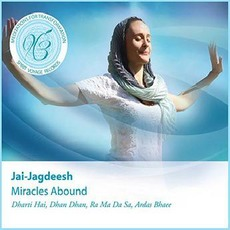 Miracles Abound: Meditations for Transformation mp3 Album by Jai-Jagdeesh