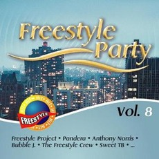 Freestyle Party, Vol. 8 by Various Artists