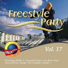 Freestyle Party, Vol. 17 by Various Artists