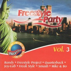 Freestyle Party, Vol. 3 by Various Artists