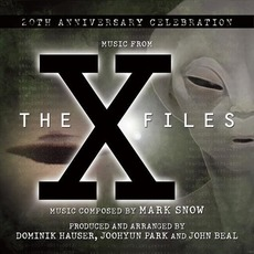 The X Files: A 20th Anniversary Celebration mp3 Soundtrack by Various Artists
