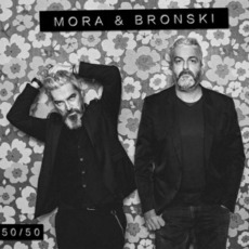 50/50 mp3 Album by Mora & Bronski