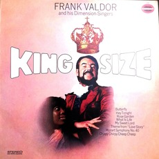 King Size mp3 Album by Frank Valdor And His Dimension-Singers