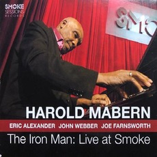 The Iron Man: Live At Smoke by Harold Mabern
