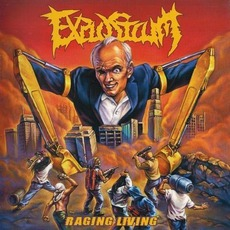 Raging Living mp3 Album by Explosicum