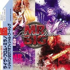 Live From Milan (Japanese Edition) mp3 Live by Mr. Big