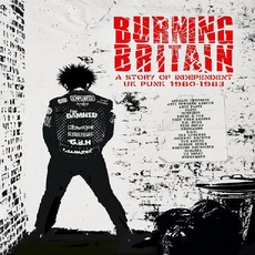 Burning Britain: A Story Of Independent UK Punk 1980-1983 by Various Artists