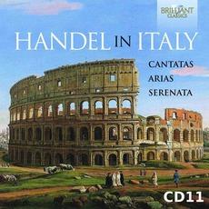 Handel in Italy: Cantatas, Arias, Serenata, CD11