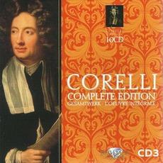 Corelli Complete Edition, CD3