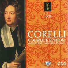 Corelli Complete Edition, CD1 by Arcangelo Corelli