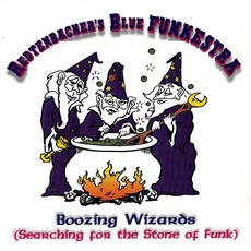 Boozing Wizards mp3 Album by Redtenbacher's Blue Funkestra