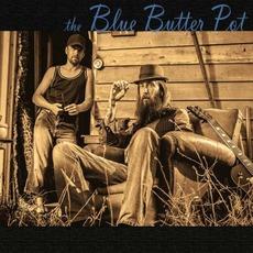The Blue Butter Pot