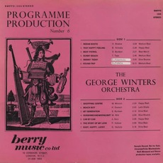 Programme Production Number 6 mp3 Album by The George Winters Orchestra