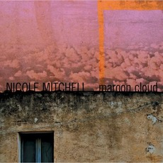 maroon cloud by Nicole Mitchell