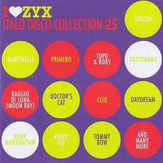 I Love ZYX Italo Disco Collection 25 mp3 Compilation by Various Artists