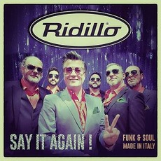 Say It Again! mp3 Artist Compilation by Ridillo