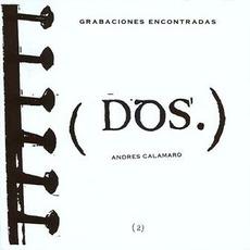 Grabaciones Encontradas, Volumen Dos mp3 Album by Andrés Calamaro