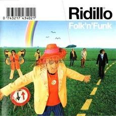 Folk'n'Funk mp3 Album by Ridillo
