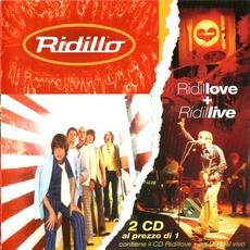 Ridillove + Ridillive mp3 Album by Ridillo