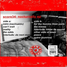 Nocturnally EP mp3 Album by Score34