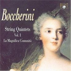 Boccherini: String Quintets, Vol. I mp3 Artist Compilation by Luigi Boccherini