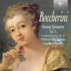 Boccherini: String Quintets, Vol. X mp3 Artist Compilation by Luigi Boccherini