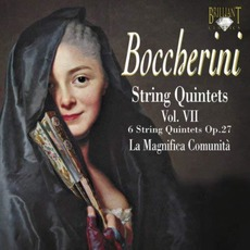 Boccherini: String Quintets, Vol. VII mp3 Artist Compilation by Luigi Boccherini
