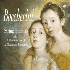 Boccherini: String Quintets, Vol. II mp3 Artist Compilation by Luigi Boccherini