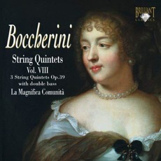 Boccherini: String Quintets, Vol. VIII mp3 Artist Compilation by Luigi Boccherini
