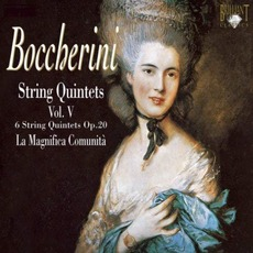 Boccherini: String Quintets, Vol. V mp3 Artist Compilation by Luigi Boccherini