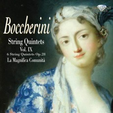 Boccherini: String Quintets, Vol. IX mp3 Artist Compilation by Luigi Boccherini