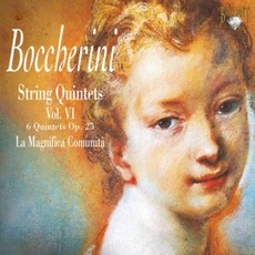 Boccherini: String Quintets, Vol. VI mp3 Artist Compilation by Luigi Boccherini