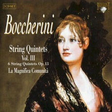 Boccherini: String Quintets, Vol. III mp3 Artist Compilation by Luigi Boccherini