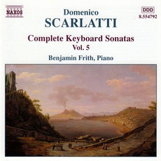 Scarlatti: Complete Keyboard Sonatas, Vol. 5 mp3 Artist Compilation by Domenico Scarlatti