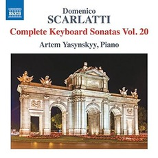 Scarlatti: Complete Keyboard Sonatas, Vol. 20 mp3 Artist Compilation by Domenico Scarlatti