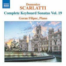 Scarlatti: Complete Keyboard Sonatas, Vol. 19 mp3 Artist Compilation by Domenico Scarlatti