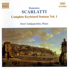 Scarlatti: Complete Keyboard Sonatas, Vol. 1 mp3 Artist Compilation by Domenico Scarlatti