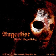 Pissin' Razorbladez mp3 Album by Angerfist