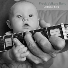 As Blue As It Gets by Freek Volkers Band