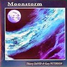 Moonstorm mp3 Album by Thierry David & Gary Peterson