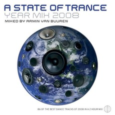 A State of Trance: Year Mix 2008 by Various Artists