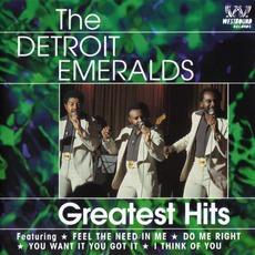 Greatest Hits mp3 Artist Compilation by Detroit Emeralds