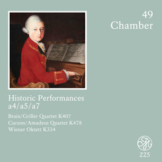 Mozart 225: The New Complete Edition, CD49 mp3 Artist Compilation by Wolfgang Amadeus Mozart