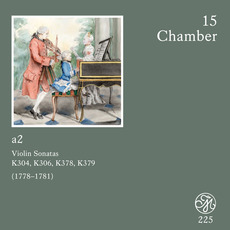 Mozart 225: The New Complete Edition, CD15 mp3 Artist Compilation by Wolfgang Amadeus Mozart