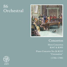 Mozart 225: The New Complete Edition, CD86 mp3 Artist Compilation by Wolfgang Amadeus Mozart