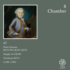 Mozart 225: The New Complete Edition, CD8 mp3 Artist Compilation by Wolfgang Amadeus Mozart