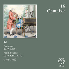 Mozart 225: The New Complete Edition, CD16 mp3 Artist Compilation by Wolfgang Amadeus Mozart
